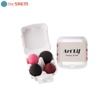 THE SAEM Art'Lif Premium 3D Puff 4p