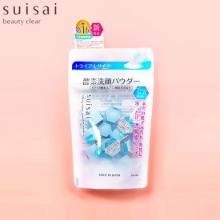 SUISAI Beauty Clear Powder Wash N 0.4g*15ea