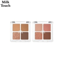 MILK TOUCH Be My First Eye Palette 2.0g*4colors
