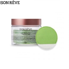 SONREVE Latte Bubble Deep Cleansing Pad 20pcs