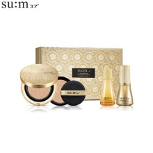 SU:M37 LosecSumma Elixir Golden Cushion Special Set 4items