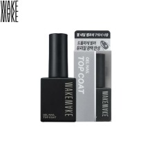 WAKEMAKE Gel Nail Top Coat 8ml