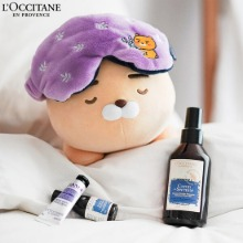 L'OCCITANE X KAKAO FRIENDS Relaxing Pillow Mist Mist Set 4items [2020 Holiday Ryan Edition]