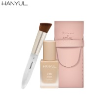 HANYUL Cover Foundation + Brush Collaboration Set 3items [HANYUL X PICCASSO Collezioni]