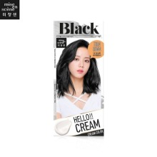 MISE EN SCENE Hello Cream #Mystic Black Turn Color 95g