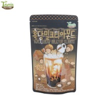 GILIM Black Sugar Milk Tea Almond 190g
