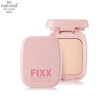 SO NATURAL Fixx Cover Pact SPF17 PA+ 6.5g
