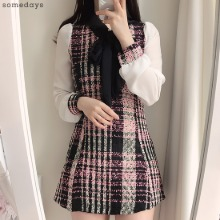 SOMEDAYS Dressy Tweed One Piece 1ea,Beauty Box Korea