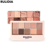 RULIDIA Multi Use Eye Palette Basic 9g