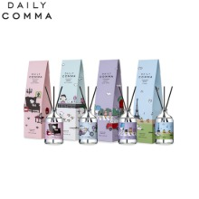 DAILY COMMA Snoopy Diffuser 100ml [1+1+1] [DAILY COMMA X SNOOPY]