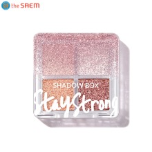 THE SAEM Saemmul Shadow Box #04 Glint Beam 0.9g*4colors [2020 Holiday Limited Edition Shine On You]
