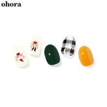 OHORA Nails 1Set [Holiday Collection For Christmas]