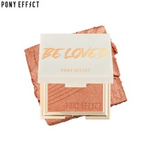 PONY EFFECT Coral Flare Blush #Beloved 6.5g