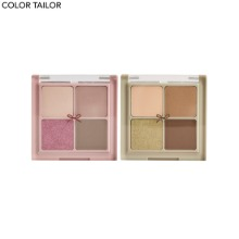 COLOR TAILOR Velvet Color Eye Palette 6.8g [COLOR TAILOR X MARGARIN FINGERS 2020 Winter Season Souvenir Shop Collection]