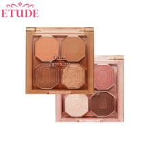 ETUDE HOUSE Play Color Eyes Mini Jewelry 0.9~1g*4colors [Online Excl.]