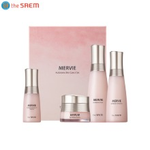 THE SAEM Mervie Actibiome Skin Care 3 Set 4items