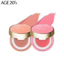 AGE 20'S Signature Essence Cover Blusher Pact 7g