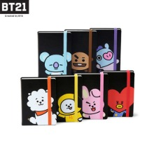 BT21 The Notebook 1ea [BT21 x MONOPOLY]