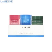 [mini] LANEIGE Good Night Kit 3items,Beauty Box Korea