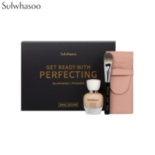 SULWHASOO Get Ready With Perfecting Foundation+Brush Collaboration Set 3items [SULWHASOO X PICCASSO]