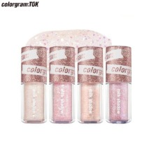 COLORGRAM:TOK Milk Bling Shadow 3.2g