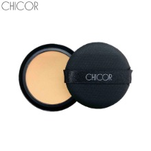 CHICOR Expert Hydra Coverage Cushion SPF50+ PA++++ Refill 12g,Beauty Box Korea