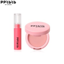 PPIBIB BY AMUSE Tint & Cheek Set 2items