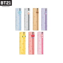BT21 Baby Band Pen Case 1ea [BT21 x MONOPOLY]