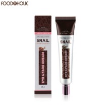 FOODAHOLIC Snail Eye & Face Cream 40ml