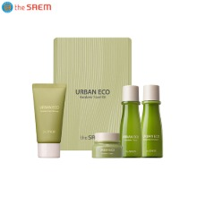 THE SAEM Urban Eco Harakeke Travel Kit 4items