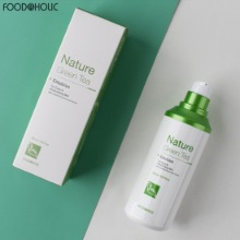FOODAHOLIC Nature Green Tea Emulsion 150ml