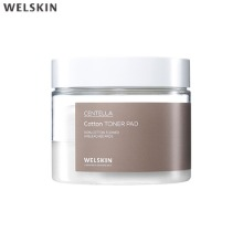 WELSKIN Centella Cotton Toner Pad 70ea 280ml