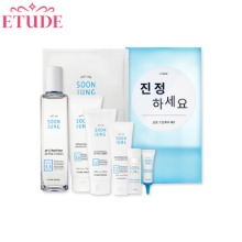 ETUDE HOUSE Soon Jung Soothing Skin Care Set 7items [Online Excl.]