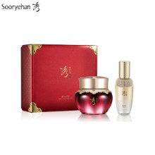 SOORYEHAN Hyobidam Fermented Cream Special Set 2items