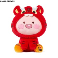 KAKAO FRIENDS Tiger Edition Soft Plush Toy Apeach 1ea,Beauty Box Korea