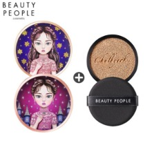 BEAUTY PEOPLE Absolute Lofty Girl Return Cover Cushion Foundation 18g*2ea,Beauty Box Korea