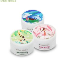 NATURE REPUBLIC Shea Butter Steam Cream 100ml,NATURE REPUBLIC
