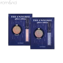 ROMAND The Universe Glitter Edition 2items