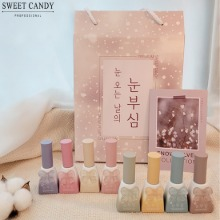 SWEET CANDY Snow Velvet Collection 8items