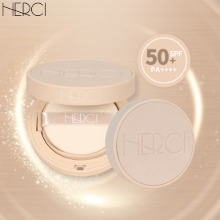 HERCI Shine All-In Cover Cushion SPF50+ PA++++ 8g*2ea