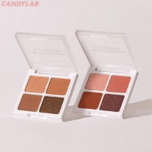 CANDYLAB Mood Warmer Eye Palette 6.4g