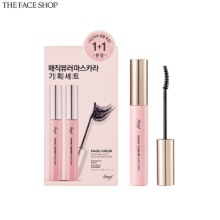THE FACE SHOP Fmgt Magic Curler Mascara Duo #Curling Up Set 2items