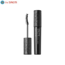 THE SAEM Silk Hair Color Gray Hair Mascara Brown Black 10ml