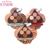 ETUDE HOUSE Play Color Eyes HERSHEY'S Kisses 1.2g*4colors [ETUDE HOUSE X HERSHEY'S Kisses Collaboration][Online Excl.]