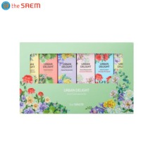 THE SAEM Urban Delight Hand Cream Special Set 6items,Beauty Box Korea