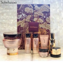 SULWHASOO Timetreasure Invigorating Cream Special Set 7items [Ten Traditional Symbols Df Longevity Edition]