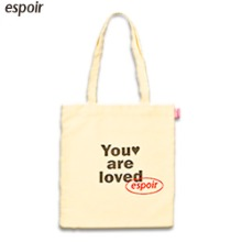 ESPOIR You're loved Eco Bag 1ea,Beauty Box Korea