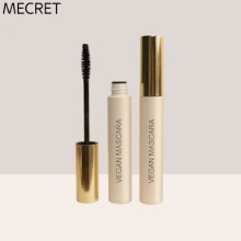 MECRET Vegan Mascara #Black 7g