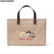 KAKAOFRIENDS Ryan X Fritz Edition Tote Bag 1ea