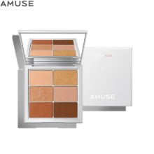 AMUSE Eye Vegan Sheer Palette 1.6g*6ea